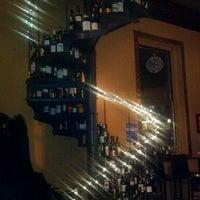 Photo taken at Crush Winehouse by Niki S. on 2/19/2012