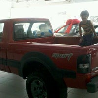 Photo taken at Ford Fenix by Rogério A. on 5/18/2012