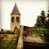 Photo taken at Cornell University by Xander H. on 8/17/2012