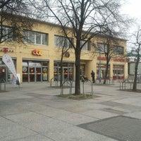 Photo taken at S Friedrichsfelde Ost by Ilja F. G. on 1/28/2012