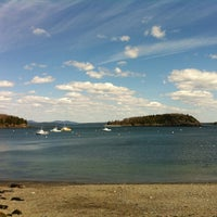 Photo taken at Acadia National Park by Ross S. on 4/14/2012