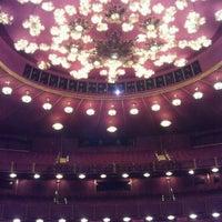 Photo taken at Kennedy Center Opera House by Em K. on 6/16/2012