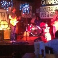 Photo taken at Cornerstone Pub & Grill by Mika B. on 9/4/2011