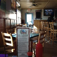 Photo taken at Mama Kwan's Tiki Bar & Grill by Tina D. on 6/2/2012