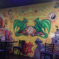 Photo taken at Mellow Mushroom by Courtney C. on 12/8/2011