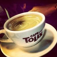 Photo taken at CAFE TOLIX by MJ K. on 9/11/2012