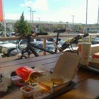 Photo taken at McDonald's and McCafé by Istvan D. on 8/27/2012