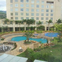 Photo taken at Real Intercontinental San José, Costa Rica by Alan P. on 7/9/2012