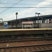 Photo taken at Bridgeport Train Station (BRP) - Metro North & Amtrak by Kellie S. on 7/11/2012
