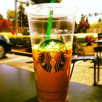 Photo taken at Starbucks by Courtney G. on 5/8/2012