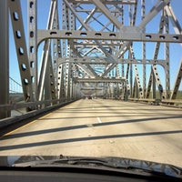 Photo taken at Carquinez Bridge by Abe D. on 4/22/2012