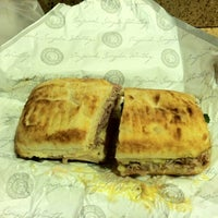 Photo taken at Earl of Sandwich by Maggie S. on 9/1/2012