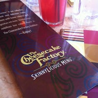 Photo taken at Cheesecake Factory by Solongo O. on 7/12/2012