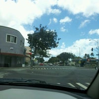 Photo taken at King St & Kalakaua Ave Intersection by mizzus_aq on 4/21/2012