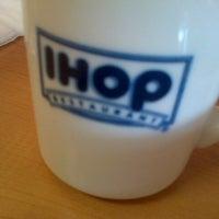 Photo taken at IHOP by BeBe L. on 9/11/2012