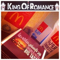 Photo taken at McDonald's by Khaled A. on 7/12/2012
