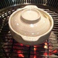 Photo taken at 七條龍炭火烤肉 by YiYi C. on 6/3/2012
