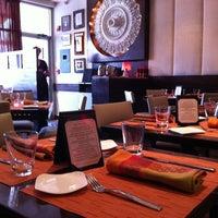 Photo taken at Belga Cafe by RobH on 2/14/2012