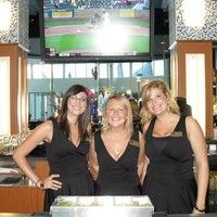 Photo taken at Take 5 Lounge @ the Duluth Cinema by Amanda C. on 8/20/2012