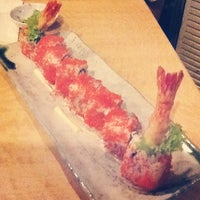 Photo taken at Sushi Naga by Jeysen L. on 7/19/2012