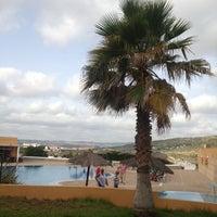 Photo taken at Aparthotel Tirant Playa by Evgeniy on 8/5/2012