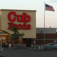 Photo taken at Cub Foods by Tiff W. on 5/22/2012