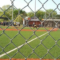 Photo taken at The Yard @ Cal Ripken Baseball Field by Mark P. on 5/6/2012
