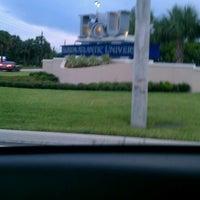 Photo taken at Florida Atlantic University (Davie Campus) by Tracie M. on 9/5/2012