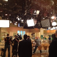 Photo taken at The Martha Stewart Show by Arie W. on 3/21/2012