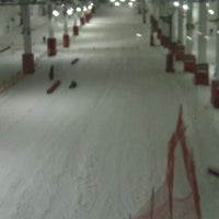 Photo taken at SNO!zone by Mark A. on 2/7/2012