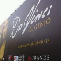 Photo taken at Exposición Da Vinci by Diego M. on 4/3/2012