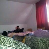 Photo taken at krasti by Toms U. on 2/16/2012
