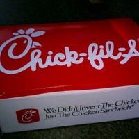 Photo taken at Chick-fil-A by Ryan W. on 6/27/2012