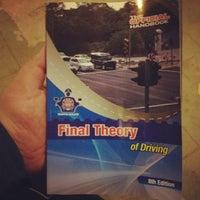 Photo taken at Bukit Batok Driving Centre (BBDC) by Paklop on 3/27/2012