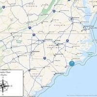 Photo taken at North Carolina by Greensboro, NC (@greensboro_nc) on 4/23/2012