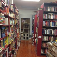 Photo taken at Recycle Bookstore by Euan P. on 5/8/2016