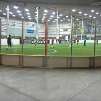 Photo taken at Starfire Sports by Ashley B. on 1/26/2013