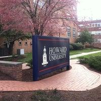 Photo taken at Howard University by Jaz X. on 3/29/2013