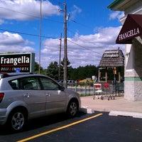 Photo taken at Frangella's by Rick E F. on 9/21/2013