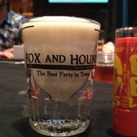 Photo taken at Fox & Hound by Gina D. on 4/11/2013