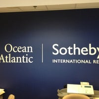 Photo taken at The Oldfather Group of Ocean Atlantic Sotheby's by Dustin O. on 10/30/2012