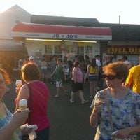 Photo taken at JoJo's Ice Cream by HDF ¤ on 5/30/2013
