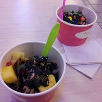 Photo taken at Berry Freeze by Hannah B. on 2/17/2013
