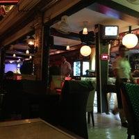 Photo taken at Cafe Cafe by Erik O. on 7/24/2013