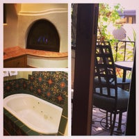 Photo taken at Oaks at Ojai by Whitney L. on 9/20/2014