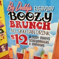 Photo taken at Big Daddy's by NYC Brunch Babes on 3/31/2013
