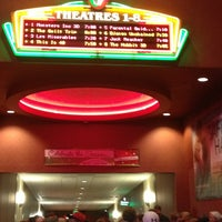 Photo taken at Regal Cinemas Riviera 8 by Ratchet on 12/26/2012
