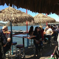 Photo taken at Hula Hut by Gary C. on 2/23/2013