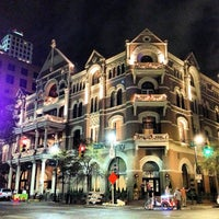 Photo taken at The Driskill by Chris R. on 12/1/2012