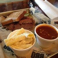 Photo taken at Grand Champion BBQ by Jamie Q. on 5/24/2013